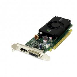 Carte Graphique NVIDIA Quadro FX380 LP PCI-e 256Mo DVI-I DisplayPort Low Profile