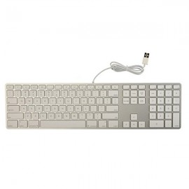 Clavier Apple AZERTY Filaire USB A1243 EMC No2171 Mac