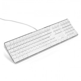 Clavier Apple Pro AZERTY Filaire USB A1048 EMC No 1944 Mac