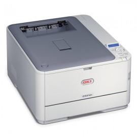 Imprimante Laser Oki C531dn A4 Couleur 30 ppm 256 Mo Blanc