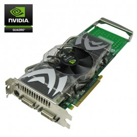 Carte Graphique Pro NVIDIA Quadro FX4500 PCIe x16 512Mo GDDR3 Dual DVI P348