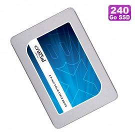 "Disque Dur 240Go SSD SATA III 2.5"" CRUCIAL BX300 6Gb/s 7mm NEUF"