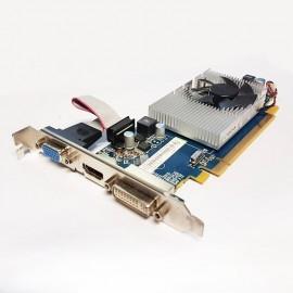 Carte Graphique ATI HD5450 512Mo DDR3 PCI-E HDMI DVI-I VGA