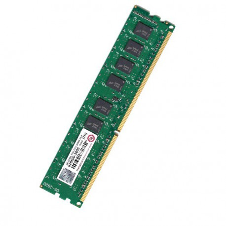 4GB RAM Serveur Transcend TS512MLK72V3N DDR3-1333 PC3-10600 Unbuffered ECC CL9