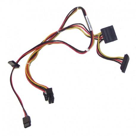 Câble Adaptateur 6-Pin 3xSATA Mini-SATA HP 710825-002 8000 EliteDesk 800 ProBook