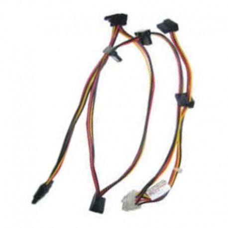 Câble Adaptateur 8-Pin 7x SATA Fujitsu T26139-Y4012-V101 A3C40119858 A3C40119860