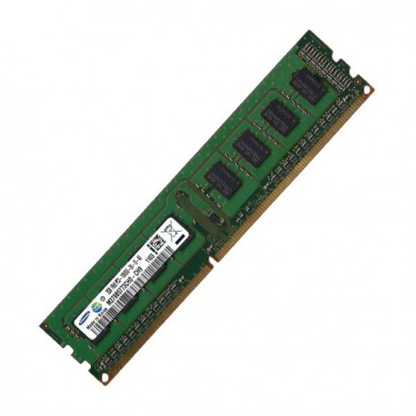 2Go RAM Mémoire Samsung M378B5773CH0-CH9 DDR3-1333 PC3-10600U 1333Mhz 1Rx8 CL9