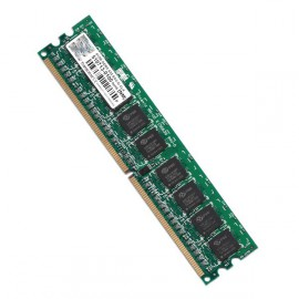 Server RAM DDR2-533 Mhz Transcend PC2-4200 512MB Unbuffered ECC CL4 TS64MLQ72V5J