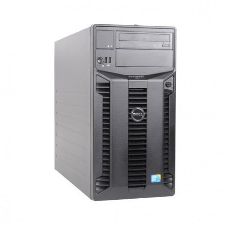 Serveur DELL PowerEdge T310 Server Xeon Quad Core X3440 2.53Ghz 4Go 3x 146Go SAS