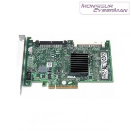 Lot x10 DELL Carte Contrôleur RAID E2K-UCP-61-(B) SATA/SAS - 6i/R - Hot-Swap