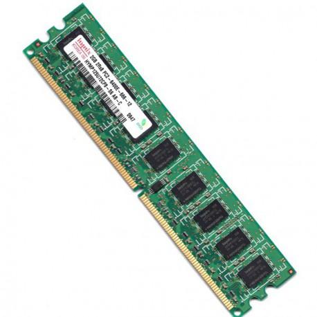 RAM Mémoire Serveur DDR2-800 Hynix PC2-6400E 2GB ECC CL6 2RX8 HYMP125U72CP8-S6