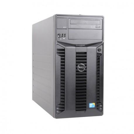 Serveur DELL PowerEdge T310 Server Xeon Quad Core X3440 2.53Ghz 4Go 300Go SAS