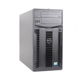 Serveur DELL PowerEdge T310 Server Xeon Quad Core X3440 2.53Ghz 4Go 4x300Go SAS