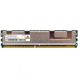 RAM Serveur DDR2-667 QIMONDA PC2-5300F 1GB Fully Buffered ECC HYS72T128420HFA-3S