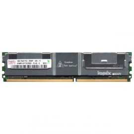 RAM Serveur DDR2-667 HYNIX PC2-5300F 1GB Fully Buffered ECC HYMP512F72CP8D3-Y5