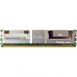 RAM Serveur DDR2-667 HYNIX PC2-5300F 1GB Fully Buffered ECC HYMP512F72CP8N3-Y5