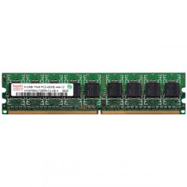 RAM Serveur DDR2-533 HYNIX PC2-4200E 512MB Unbuffered CL4 HYMP564U72BP8-C4 AB-T