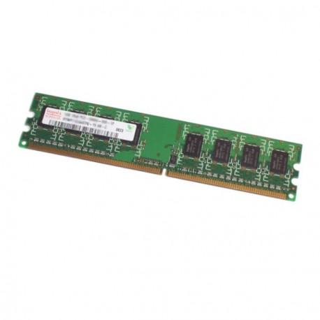1Go Ram Hynix HYMP112U64CP8-S6 AB-C DDR2 PC2-6400U Pc Bureau 1Rx8 CL5