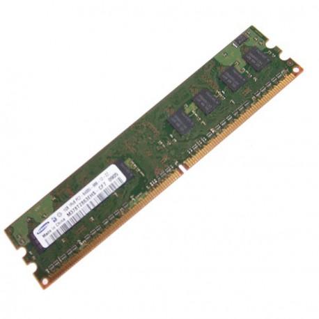 1GB Ram Barrette Mémoire SAMSUNG DDR2 PC2-6400U M378T2863EHS-CF7 1Rx8 Pc Bureau