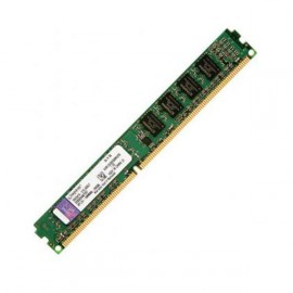 2Go Ram Barrette Mémoire KINGSTON KVR1333D3S8N9/2G DDR3 PC3-10600 Low Profile