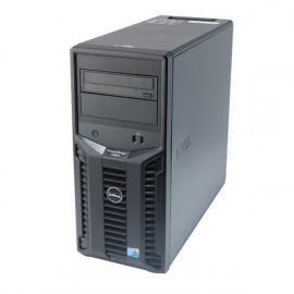 Serveur DELL PowerEdge T110 II Xeon Quad Core E3-1220 3.1Ghz 4Go DDR3 300Go SAS