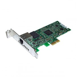 Carte Réseau 1000 Mbps HP BROADCOM BCM5751 PCI-Express x1 393477-003 Low Profile