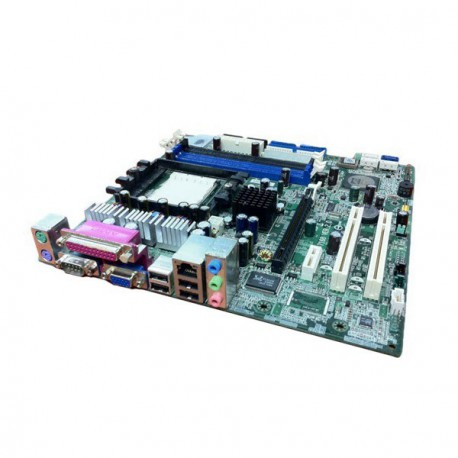 Carte Mère µATX NEC PowerMate VL350 MSI MS-7168 PGA939 DDR VGA DB25 RS232 PS2