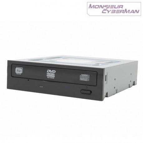 Graveur interne DVD±RW Double Couche LITE-ON LH-18A1P 48x IDE ATA Noir