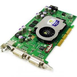 Carte Graphique NVIDIA Quadro FX1100 AGP 8x 128Mo Dual DVI-I P260 FRU79P9613