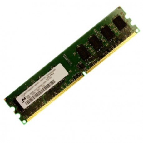 Ram Barrette Mémoire MICRON 1Go DDR2 PC2-4200 533Mhz MT16HTF12864AY-53ED4 PC
