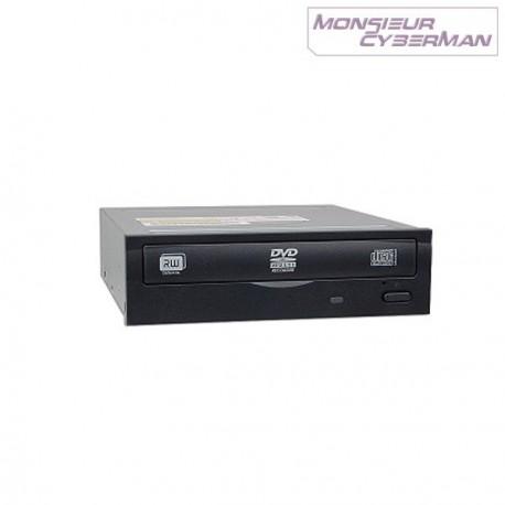 Graveur interne DVD±RW LITE-ON Double Couche DH-20A4P 48x IDE ATA Noir