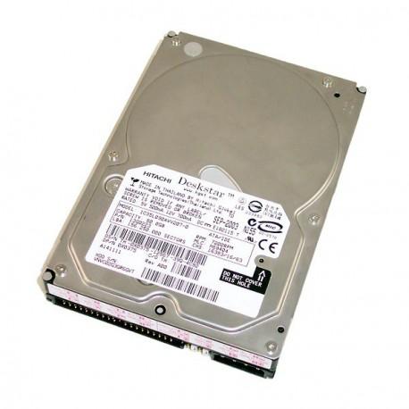 """Disque Dur 40Go IDE 3,5"""" ATA HITACHI Deskstar IC35L090AVV207-0 7200 rpm 2Mo"""