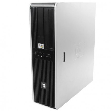 PC HP Compaq DC5750 SFF AMD Sempron 2GHz 2Go DDR2 80Go Windows XP Professionnel