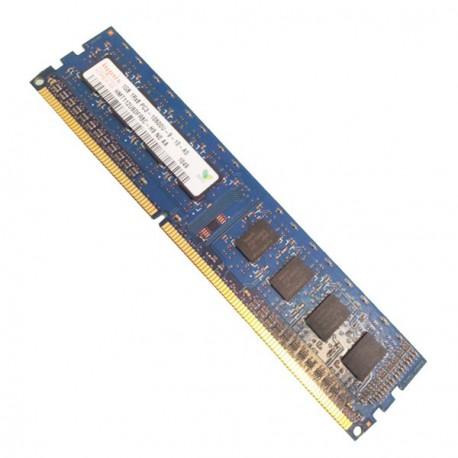 Ram Barrette Mémoire HYNIX 1GB DDR3 PC3-8500U HMT112U6TFR8C-G7 1Rx8 Pc Bureau