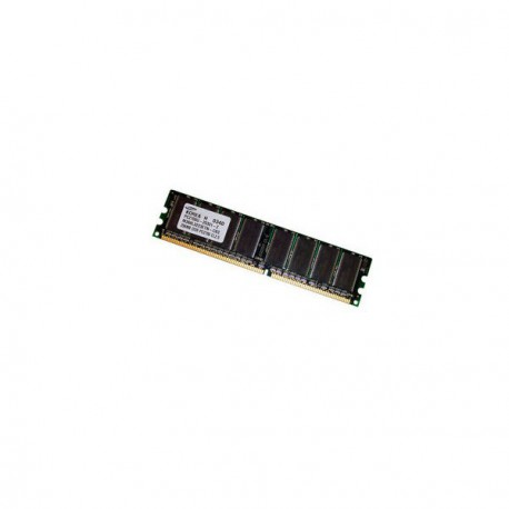 Ram Barrette Mémoire SAMSUNG 256MB DDR PC-2100U 266MHz M368L3223DTL-CB0