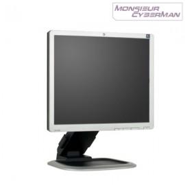 "Ecran Plat 19"" HP L1950 LCD TFT VGA DVI-D USB Hub Rotation Inclinable Rotating"