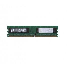 Ram Barrette Mémoire SAMSUNG 256MB DDR2 PC2-3200U M378T3253FZ0-CCC 1Rx8 Pc