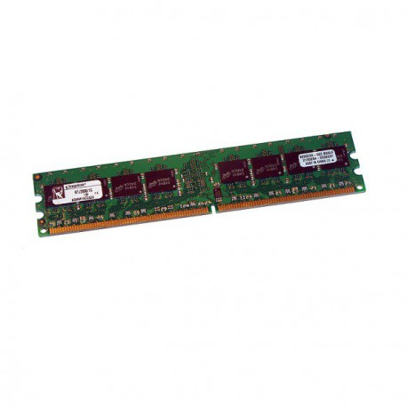 Ram Barrette Mémoire Kingston 1Go DDR2 PC-4200 533Mhz KFJ2888/1G