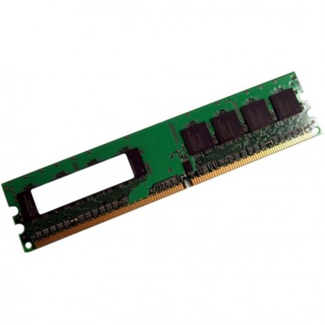 Ram Barrette Memoire ELPIDA 1Go DDR2 PC2-6400U 800Mhz 1Rx8 CL6 EBE10UE8ACWA-8G-E