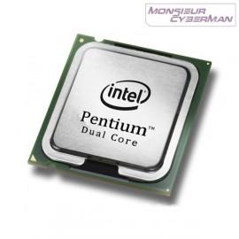 Processeur CPU Intel Pentium Dual Core E5400 2.7Ghz 2Mo 800Mhz LGA775 SLGTK Pc