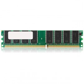 Ram Barrette Memoire TRANSCEND 512Mo DDR1 PC-3200U 400Mhz JM366D643A-50 CL2.5