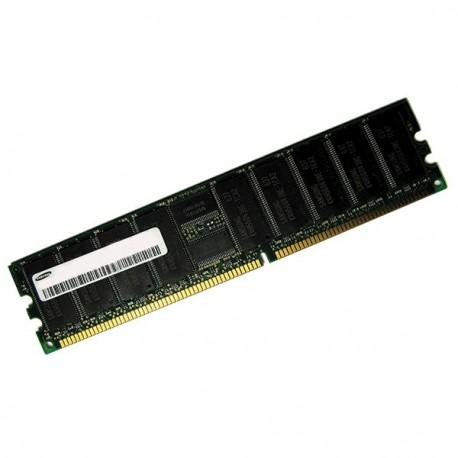 Ram Serveur SAMSUNG 512Mo DDR1 PC-2700R Registered ECC 333Mhz M312L6420EZ0-CB3