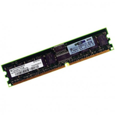 Ram Serveur INFINEON 1Go DDR1 PC-2700R Registered ECC 333Mhz HYS72D128300GBR-6-B