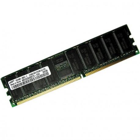 Ram Serveur SAMSUNG 512Mo DDR1 PC-2100R Registered ECC 266Mhz M312L6420ETS-CA2