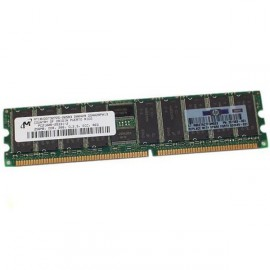 Ram Serveur MICRON 256Mo DDR1 PC-2100R Registered ECC 266Mhz MT18VDDT3272G-265Z2