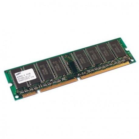 Ram Barrette Memoire SAMSUNG 128Mo SDRAM PC-133 133Mhz M366S1723DTS-C7A CL3