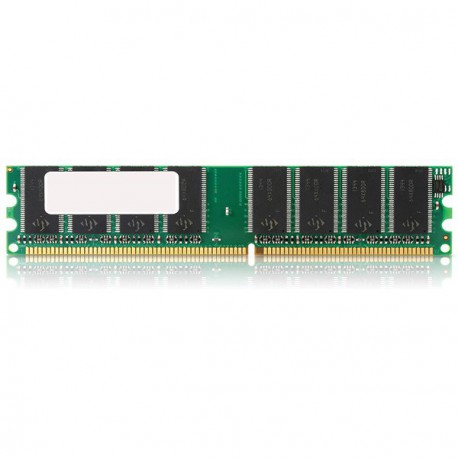 Ram Barrette Memoire SQP 1Go DDR1 PC-2700U 333Mhz D2864333MP CL2.5
