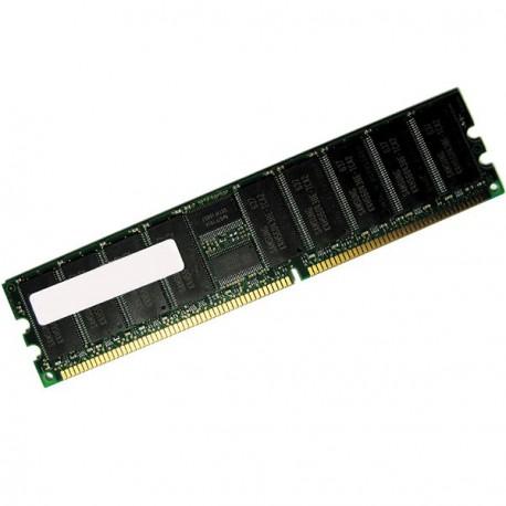 Ram Serveur QIMONDA 512Mo DDR1 PC-2700R Registered ECC 333Mhz HYS72D64300HBR-6-C