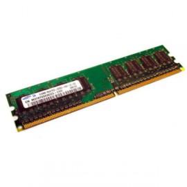 512Mo Ram SAMSUNG M378T6553CZ3-CD5 240-PIN DDR2 PC2-4200U 533Mhz 1Rx8 CL4
