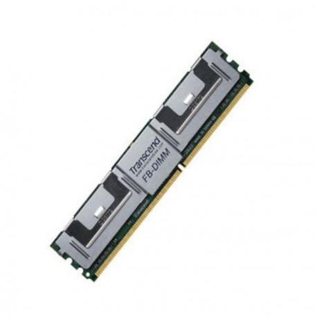 RAM Serveur TRANSCEND TS64MFB72V6J-T 512Mo DDR2 PC2-5300F Fully Buffered ECC